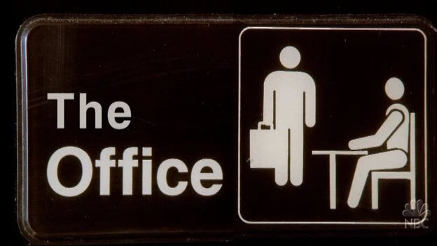 The Office 로고